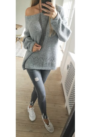 Tarraville Knit - Grey