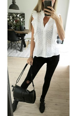 Dione Lace Shirt