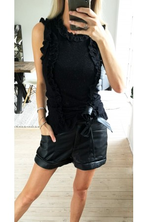 Alwa Shine Top - Black