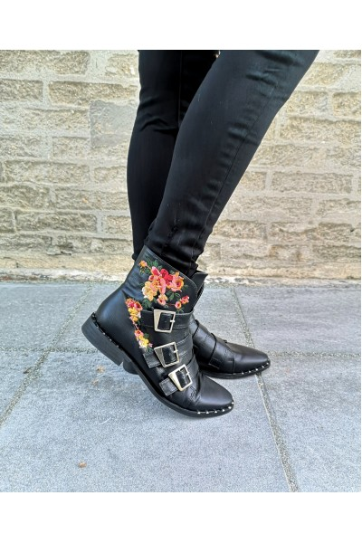 Coco Flower Boots