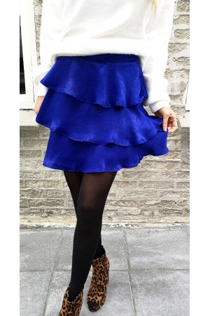 Yasma Skirt - Blue