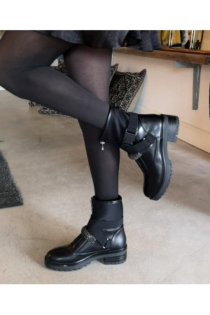 Sigma Boots - Black