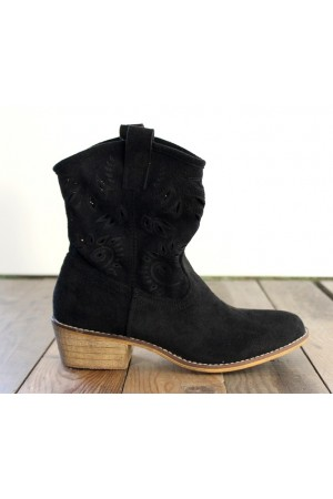 Kelley Boots - Black