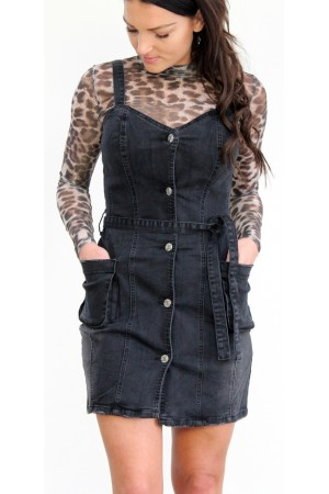 Tascha Denim Dress