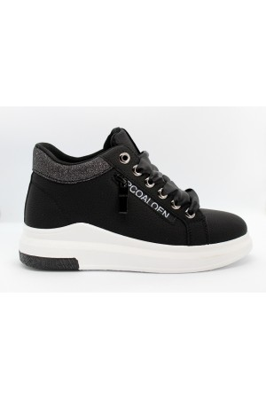 Coal Sneakers - Black
