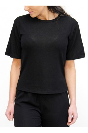 Viano Shirt - Black