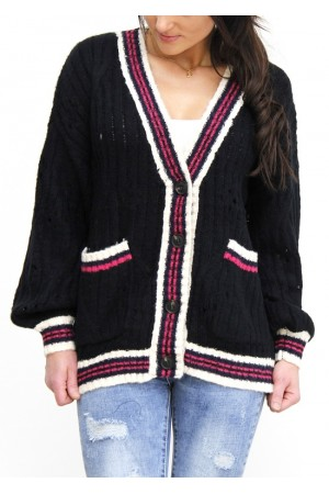 Cresson Cardigan - Black