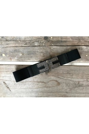 Hefa Elastik Belt - Black