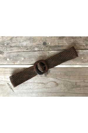 Paci Belt - Brown
