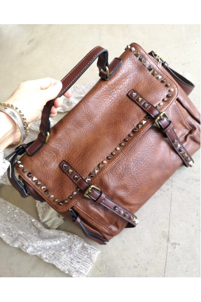 Rawi  Bag - Brown