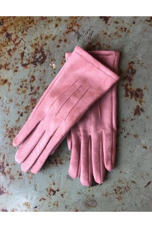 Mia Gloves - Rose