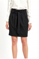 OBJECT - ObjLisa Abella Mini SKirt - Black