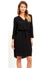 OBJECT - ObjBay 3/4 Dress - Black