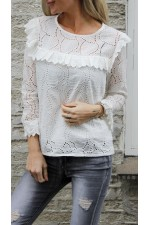 Vini Lace Shirt