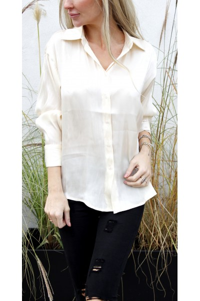 Munthe Shine Shirt - Light