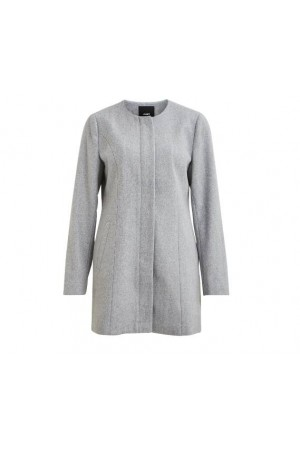 OBJECT - ObjNora Sandy Jacket - Light Grey