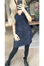 OBJECT - ObjTaylor Lace Dress - Marine