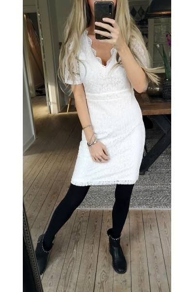 OBJECT - ObjTaylor Lace Dress - White
