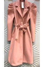 Vineta Jacket - Rose