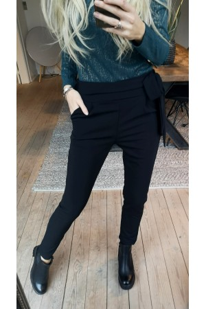 New Miri Soft Pants - Black