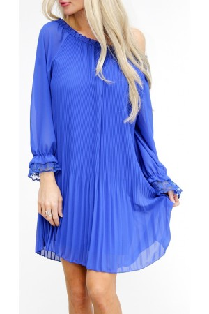 Lulu Dress - Blue