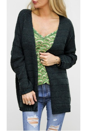 Cleve Cardigan - Green