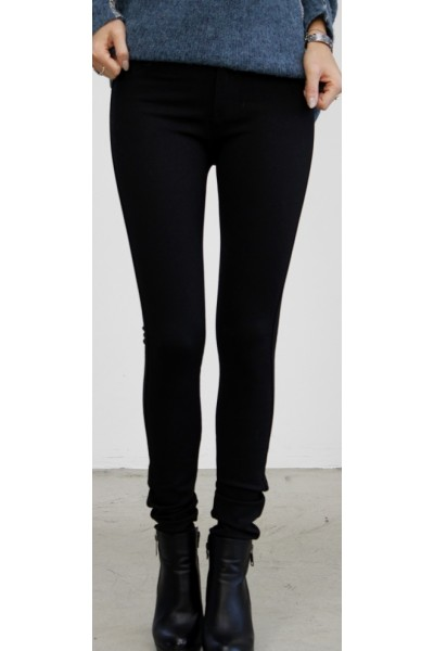 Fit Me Pants - Black