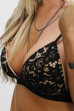Tonia Bra - Black