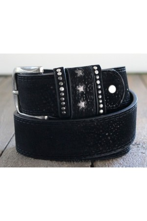 Mille Dirty Belt - Black