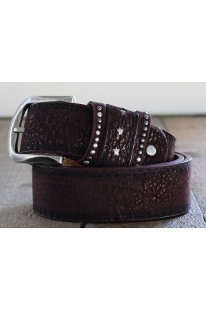 Mille Dirty Belt - Bordeaux