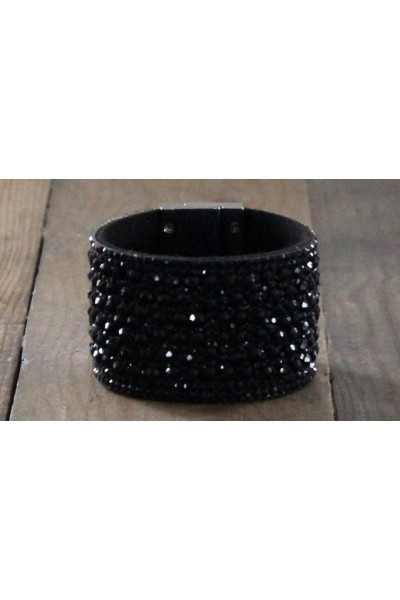 Asta Simili Bracelet - Black