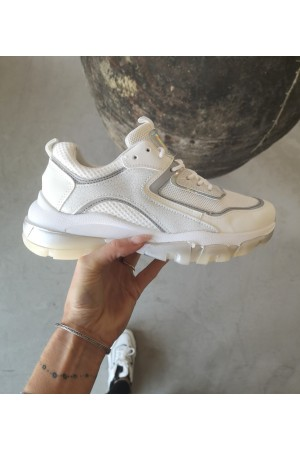 Pimo Cool Sneakers - White