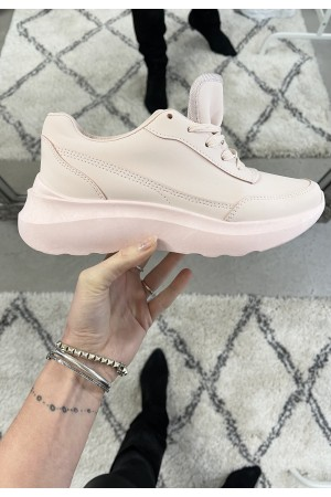 Sanda Soft Sneakers - Rose