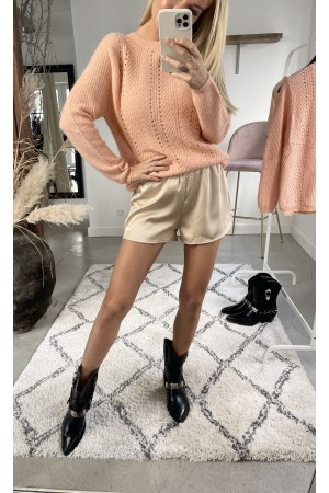Wera Beauty Peach Knit