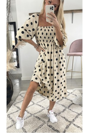 Sigga Dot Dress