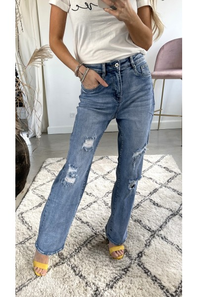 Bessi Loose Soft Jeans