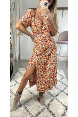 Lisa Long Dress