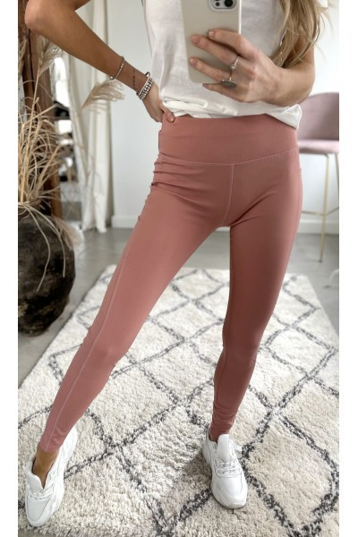 Sofie Soft Leggings - Rose