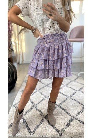 Ellen Sweet Skirt - Purple