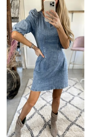 Sarah Denim Dress