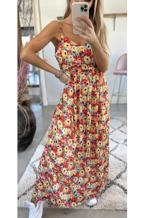 Kiki Long Dress