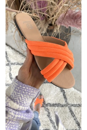 Ally Cool Sandal - Orange