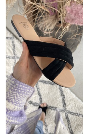 Ally Cool Sandal - Black