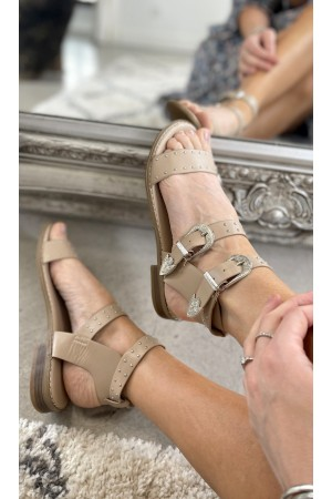 Cille Sandal - Light
