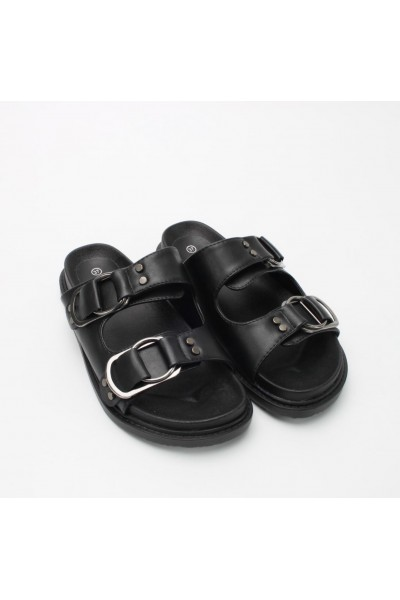 Alice Soft Sandal - Black