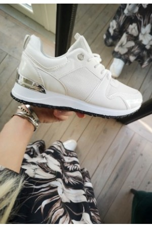 Kamil Soft Sneakers - White