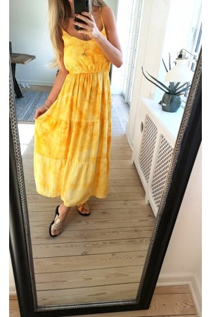 Loop Long Dress