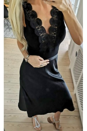 Dres Lace Body - Black