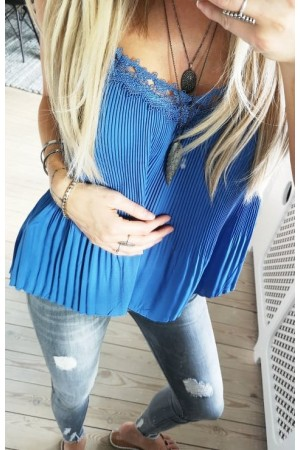 Marasco Top - Blue