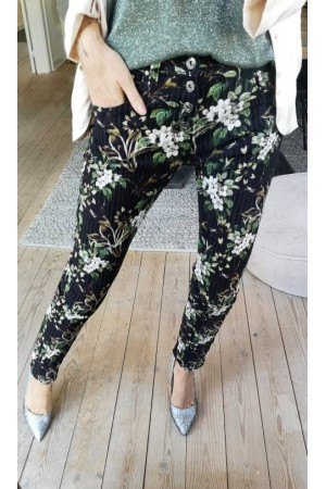 Linoa Flower Pants